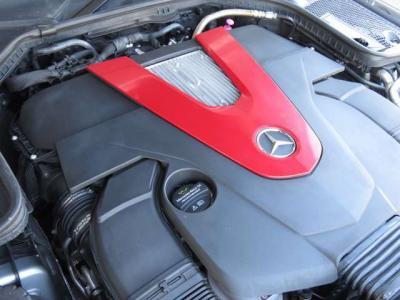 V6直噴DOHCツインターボエンジン 367馬力(カタログ値)