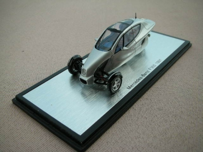 1/43メルセデスベンツ本国純正ミニカー メーカー特注品 F300 1997y
