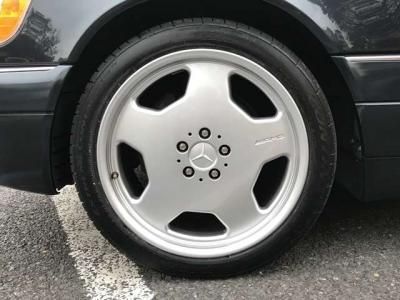 AMG19インチAW&タイヤ4本新品コンチネンタルタイヤです