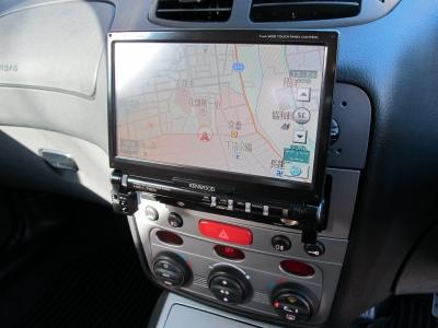 社外HDDナビ地デジ装備で快適なドライブをお楽しみください!!