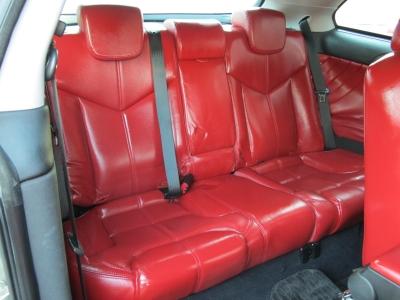 シートに座れば異空間を実感できる素晴らしい空間です!!