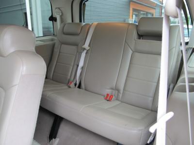 あると便利なサードシート装備してます!!