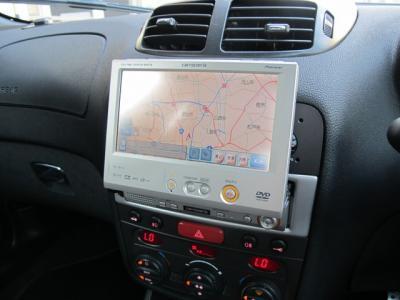 社外ナビ地デジ装備で快適なドライブをお楽しみください!!