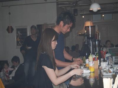 """〜新人女子スタッフ""""櫻井""""の1日〜12 BBQ⇒ビュッフェstyleに!"""