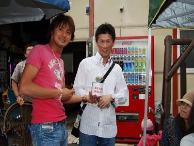 ∞東日本大震災義援金募金をしました∞03