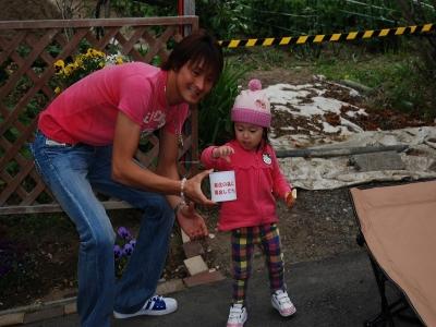 ∞東日本大震災義援金募金をしました∞02