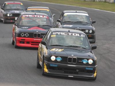 PACTOLEでは レース、走行会のサポートをしています。