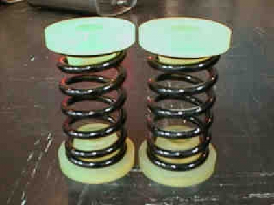 リア直巻スプリングアダプターセット