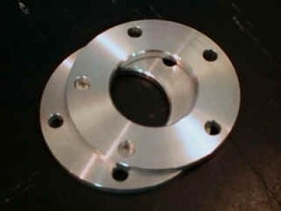 10mmアルミホイールスペーサー