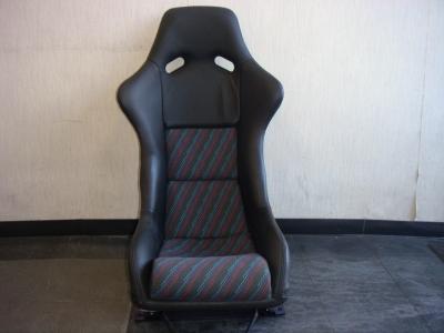 レカロSPGスポエボ柄に張替済みバケットシート 2脚セット