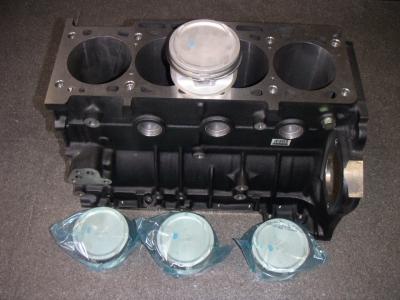 スポエボ2.5Lエンジンブロック&ピストン付き