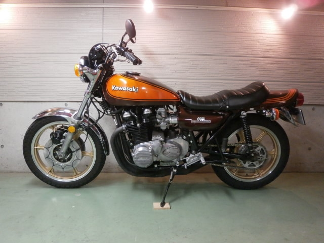 カワサキ Z750