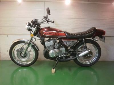 カワサキ 400SS