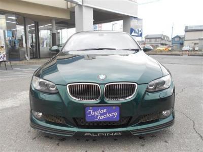 珍しいアルピナグリーンのB3ビターボ クーペが入庫致しました!★ご購入後のメンテナンスも元BMW正規ディーラーメカニック多数在籍の「つたえファクトリーに」お任せ下さい!「http://tsutae-factory.com」