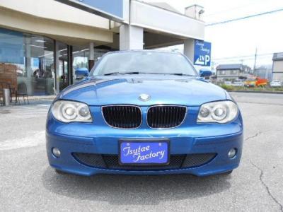 E87型116i 25thアニバーサリーエディション ★ご購入後のメンテナンスも元BMW正規ディーラーメカニック多数在籍の「つたえファクトリーに」お任せ下さい!「http://tsutae-factory.com」