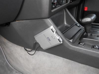 高速道路の必需品ETCも、もちろん装備されています。センターコンソール横にレイアウトされているので運転の邪魔になるようなことはなく手も届きやすいです!★全国納車承ります「http://tsutae-factory.com」