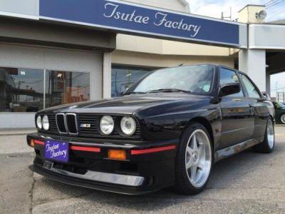 世界限定601台ブラックカラーのE30 M3スポーツエボリューション!! ★全国納車承ります。