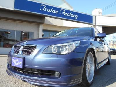 アルピナブルーB5リムジン左H! ★つたえファクトリーでBMWをご購入いただくと「スーペリア・オーナー会員」になれます。BMWの維持を軽くするスーペリア・オーナー会員特典詳細は「http://wp.me/P8hPUi-1lm」まで!
