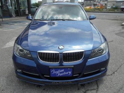 アルピナブルー左HのALPINA B3ビターボ ★つたえファクトリーでBMWをご購入いただくと「スーペリア・オーナー会員」になれます。BMWの維持を軽くするスーペリア・オーナー会員特典詳細は「http://wp.me/P8hPUi-1lm