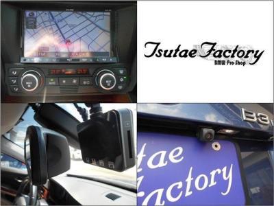 CD/DVD、ワンセグTV付の社外HDDナビを綺麗にインストール。ミラー一体式の純正ETCにドラレコ、PDCにプラスして駐車時に便利なバックカメラも装備!!
