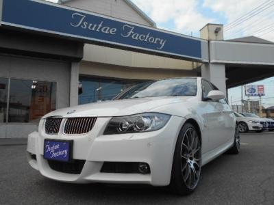 E90前期335i Mスポーツ★つたえファクトリーでBMWをご購入いただくと「スーペリア・オーナー会員」になれます。BMWの維持を軽くするスーペリア・オーナー会員特典詳細は「http://wp.me/P8hPUi-1lm」まで!