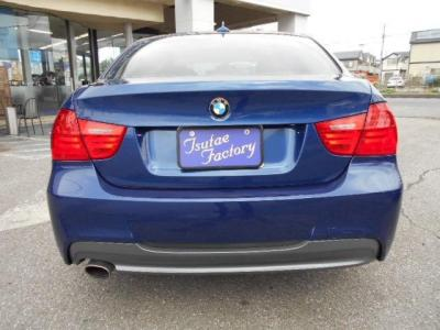 LEDテールにMスポーツのディフューザーでボリューム感あるリアビュー。★ご購入後のメンテナンスも元BMW正規ディーラーメカニック多数在籍の「つたえファクトリーに」お任せ下さい!「http://tsutae-factory.com」