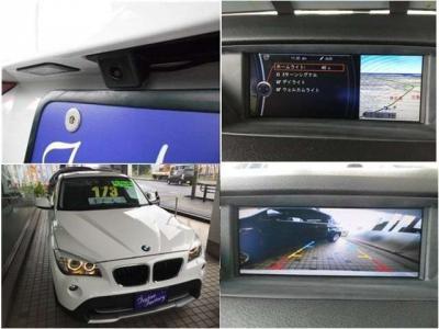 バックカメラも搭載されており、駐車が苦手な方でも安心です。バックに切り替えればモニター画面が8.8インチモニターに投影されます。人気のデイライトコーディング施工済!!