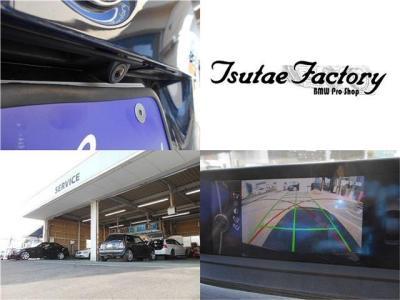 PDCに加えバックカメラも搭載しているので駐車が苦手な方でも安心。8.8インチのモニターで後方視界も鮮明に映し出してくれます。