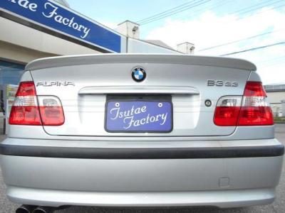 BMWから提供されたホワイトカラーと言われるパーツから、アルピナ社の職人が丹精込めて組み上げたアルピナレシピを是非味わってください!!