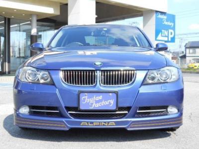 アルピナブルー右HのALPINA B3ビターボ ★つたえファクトリーでBMWをご購入いただくと「スーペリア・オーナー会員」になれます。BMWの維持を軽くするスーペリア・オーナー会員特典詳細は「http://wp.me/P8hPUi-1lm