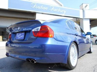 アルピナサウンドを奏でる迫力の4本出しマフラー ★ご購入後のメンテナンスも元BMW正規ディーラーメカニック多数在籍の「つたえファクトリーに」お任せ下さい!「http://tsutae-factory.com」