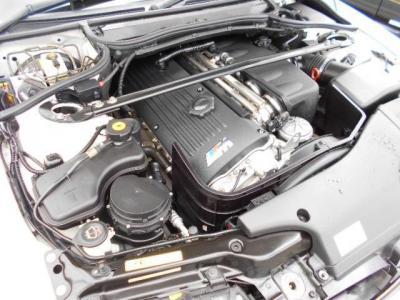 3.2L直列6気筒DOHCのS54型エンジン、最大343馬力/最大トルク37.2kgf・m(カタログ値) 直6NAの最終完成形エンジンの素晴らしさを堪能して下さい! オーナー様を決して飽きさせない吹け上がりの軽さは驚愕です!