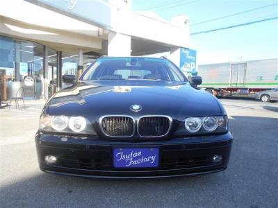 E39型 530i ツーリング ハイラインパッケージが入庫致しました!★ご購入後のメンテナンスも元BMW正規ディーラーメカニック多数在籍の「つたえファクトリーに」お任せ下さい!「http://tsutae-factory.com」