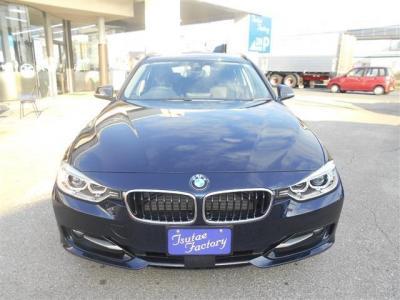 F31型 320d スポーツが入庫致しました!★ご購入後のメンテナンスも元BMW正規ディーラーメカニック多数在籍の「つたえファクトリーに」お任せ下さい!「http://tsutae-factory.com」
