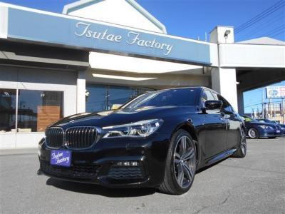 G12型750LiMスポーツが入庫致しました!★ご購入後のメンテナンスも元BMW正規ディーラーメカニック多数在籍の「つたえファクトリーに」お任せ下さい!「http://tsutae-factory.com」