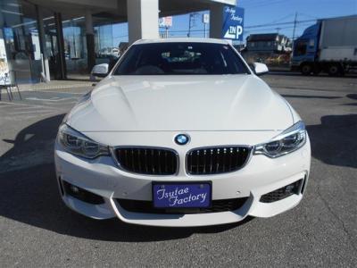F36型435iグランクーペMスポーツパッケージが入庫致しました!★ご購入後のメンテナンスも元BMW正規ディーラーメカニック多数在籍の「つたえファクトリーに」お任せ下さい!「http://tsutae-factory.com」