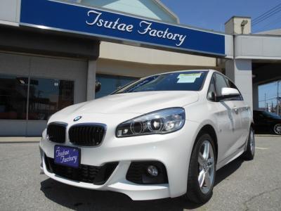 BMW 2シリーズアクティブツアラー