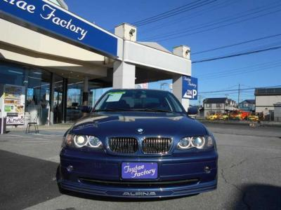 弊社にて販売、整備実績多数のE46型 ALPINA B3S アルピナブルー リムジンが入庫致しました!! ★ご購入後のメンテナンスも元BMW正規ディーラーメカニック在籍のつたえファクトリーへ
