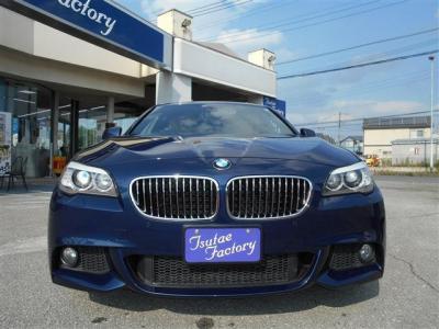 F10型 528i  30thアニバーサリーが入庫致しました!★ご購入後のメンテナンスも元BMW正規ディーラーメカニック多数在籍の「つたえファクトリーに」お任せ下さい!「http://tsutae-factory.com」