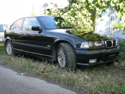 00y BMW 318ti 内外装美車&機関良好♪ 部品取車輌