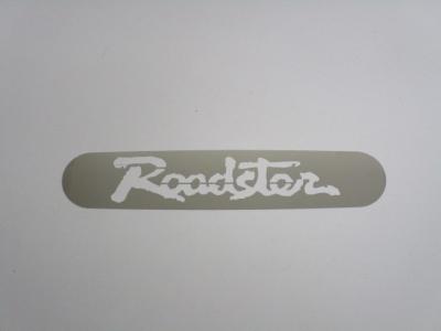 ハイマウントストップランプカバー(Roadster)