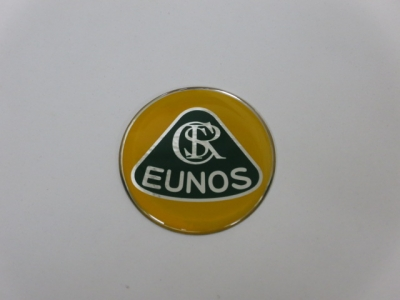 EUNOSエンブレム(樹脂製