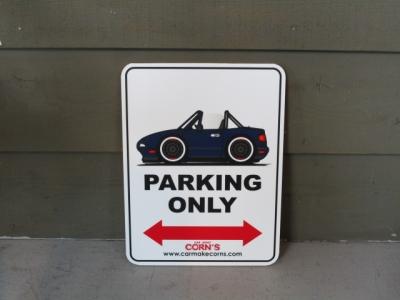PARKING SIGN(NA紺)
