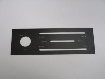 クラシックエアコンパネルVer�(透過光仕様・黒)