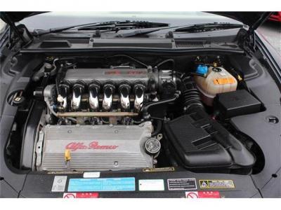 調子のよいアルファ製V6 タオベルウォーポン交換しますので末永く乗ってください