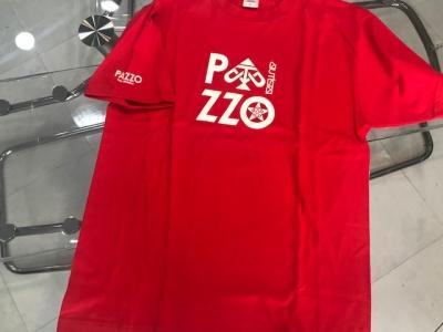 PAZZO original Tシャツ イタリアンレッド