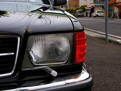 ★ヘッドライトレンズの黒ずみもなくとてもコンディション良好です♪ ★オレンジのサイドマーカーがいい雰囲気です♪