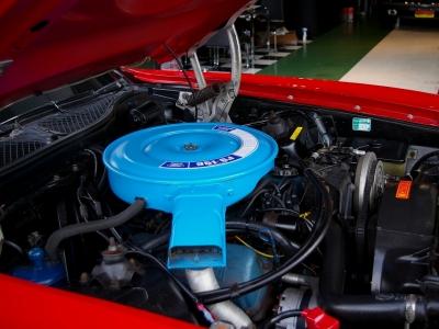 ★5,760ccのV8エンジン(2V)です♪迫力の重低音をお楽しみ下さい♪