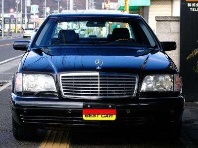 ★専用の600グリルが独特の高級感を醸しています♪ ★今や歴史に名を残す「名車」となった「S600」を貴方のところへお迎え下さい♪