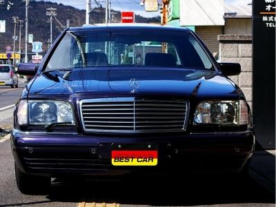 ★純正キセノン(BOSCH)装着車です。 ヘッドライトレンズ&リフレクターもクリーニング済みで、綺麗です♪ ★今やコレクターズアイテムとなったV12搭載の「S600」を貴方のところへお迎え下さい♪